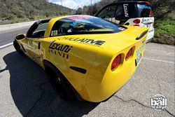 Modball Rally Corvette