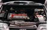 My Old Astra GTE 16V