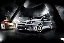 New Abarth Punto EVO Esseesse