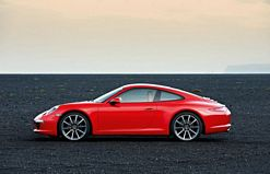 New Porsche 911 Carrera to debut at Frankfurt Show
