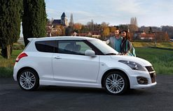 New Swift Sport world debut at the 2011 Frankfurt Motor Show