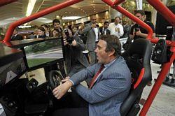 Nigel Mansell Motorexpo RaceRoom