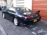 Nissan 200SX Black