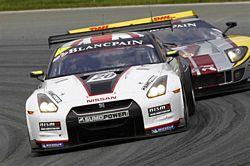Nissan Team GTR