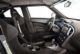 Nissan Juke R Interior