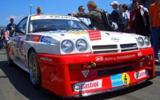 Opel Manta Racing Nurburgring