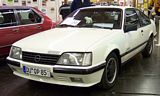 Opel Monza GSE White