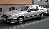 Opel Monza Side