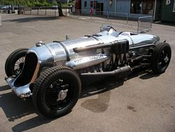 Original Napier Railton