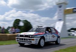 Pageant of Power Group A WRC Martini Lancia Delta Integrale