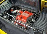 Pontiac Fiero Engine