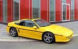 Modified Pontiac Fiero