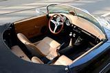 Porsche 356 Speedster Interior