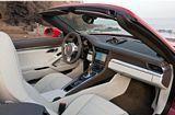 Porsche 991 Carrera S Cabriolet Interior