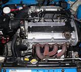 Proton Satria GTi Engine