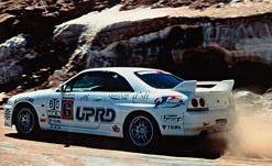 R33 Nissan Skyline GT-R At Pikes Peak