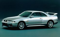 R33 Nissan Skyline GT-R