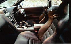 R34 Nissan Skyline GT-R Interior