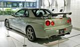 R34 Nissan Skyline GT-R