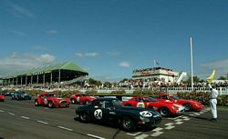 RAC Tourist Trophy Grid