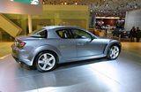 RX8 Silver