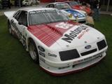 Racing Mustang