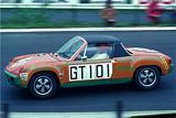 Racing Porsche 914