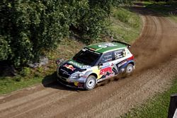 Red Bull Skoda team thinks positive ahead of the German Rally