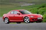Red RX8