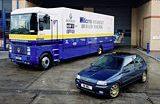 Renault Clio Williams Racing