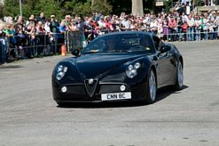 Revving up for supercar start-up 2011