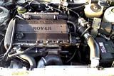 Rover 220 Coupe Turbo Engine