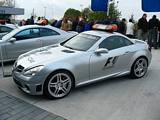 SLK55 AMG Safety Car