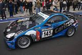 SLK Racing Car