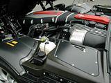 SLR Mclaren Engine