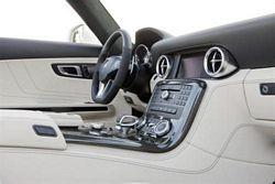 SLS AMG Roadster Interior