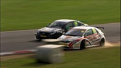 Scottish race ace Shedden looking to boost BTCC title