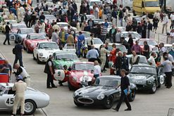 Silverstone Classic 2011 the biggest and best