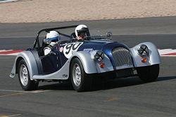 Silverstone Classic Morgan