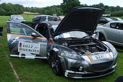 Simply Mazda 2011 winner of the Pride of Ownership Award