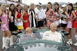 Sir Stirling Moss Tribute