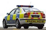 Skoda Octavia vRS Police Car 2001-2005