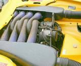 TVR Cerbera 4.5 Engine