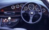 TVR Griffith 500 Dashboard