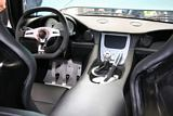 TVR Sagaris Interior