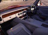 TVR V8S Interior