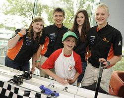 Team Dynamic from F1 in Schools with Charlie Needham
