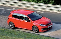 The Volkswagen Golf GTI Edition 35