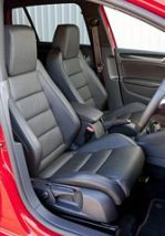 The Volkswagen Golf GTI Leather