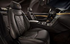 The exclusive Grancabrio Fendi